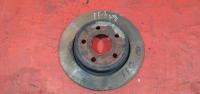 Форд фокус 3 диск тормозной задний