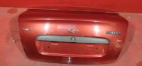 Калина седан крышка багажника красная