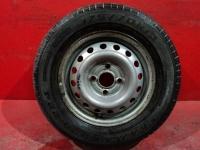 Колесо в сборе Ланос запаска диск штамованный