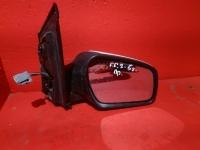 Зеркало правое электрическое Форд Фокус 2 белое
