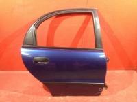 Дверь задняя правая Daewoo Lanos 2004-2010 Дэу Ланос