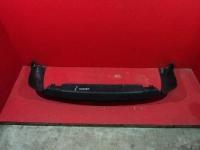 Юбка заднего бампера Mitsubishi Outlander 01-08 Аутлендер