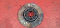 Форд фокус 3 диск тормозной передний