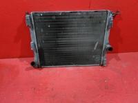 Радиатор охлаждения Рено Логан 1