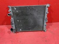 Радиатор охлаждения Renault Logan Рено логан