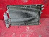 Радиатор кондиционера Рено Логан 1