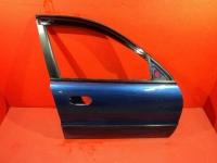 Ланос дверь передняя правая цвет синий сенс шанс
