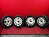 Комплект колес Daewoo Nexia 95-16 Деу Нексия