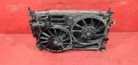 Форд фокус 3 кассета радиаторов 1.5 ecoboost