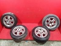 Колеса зимние Ваз BELSHINA RS 14 липучка на литье