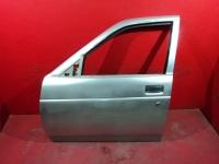 ВАЗ 2110 2112 Дверь передняя левая Ваз2110 серебр