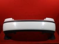 Бампер задний Форд Фокус 2 05-08 белый седан
