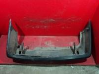 Бампер задний пассат Passat B3 седан с усилителем