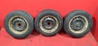 Ваз колеса зимние 3 шт BRIDGESTONE WT-14