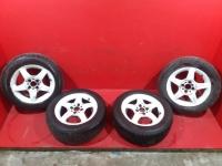 Ваз Комплект летних колес R14 литье литые диски