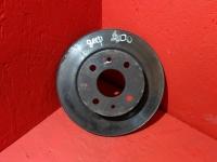 Ваз 2114 диск тормозной 2108 2109 выработка r13