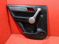 Обшивка задней левой двери Honda CR-V 2006-2011 Хонда ЦРВ