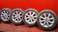 Комплект колес Ваз Литые диски резина зимняя