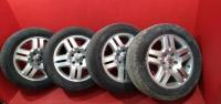 Комплект колес 18 Фольксваген Туарег 2002-2010