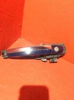 Ручка двери передняя левая Форд Фокус 2 08- синий