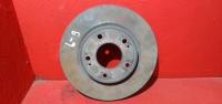 Лансер 9 диск тормозной передний двигатель 2.0
