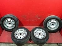 Комплект колес Renault Logan 2005-2014 Рено логан