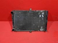 Радиатор охлаждения основной Ваз 2114 с дефектом