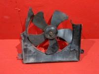 Вентилятор радиатора Шевролет Лачетти