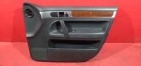 Обшивка передней правой двери VW 2002-2010 Туарег