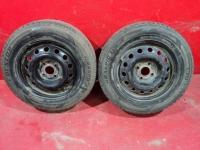 Комплект колес R14 DUNLOP Graspic DS-3 липучка