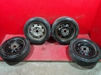 Комплект колес от ауди а 80 R14 4 шт