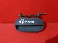 Ручка наружная передняя левая Skoda Felicia Шкода Фелиция
