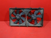Вентилятор радиатора Mitsubishi Lancer 9 03-07 Лансер