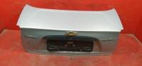 Шевроле Ланос крышка багажника серая