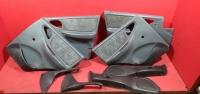 Нива Шевроле комплект обшивок серые обшивки