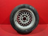 Колесо в сборе BMW E34 E39 на запаску литой диск
