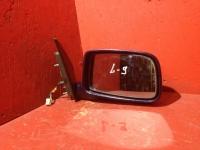 Зеркало правое электрическое Mitsubishi Lancer 9 2003-2007 Митсубиси Лансер
