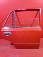Дверь задняя правая Ваз 2101 жигули цвет красный