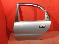 Дверь задняя левая Chevrolet Lanos 04-10 Шевролет