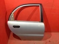 Дверь задняя правая Chevrolet Lanos 04-10 Шевролет