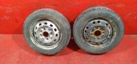 Дэу матиз комплект колес 2 шт R13 KAMA EURO 518