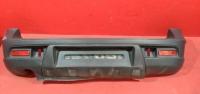 Шевроле Нива бампер задний Ваз 2123  Bertone