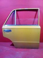Дверь задняя правая Ваз 2106 2103 жёлтый