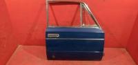 Ваз 2106 дверь передняя правая синяя
