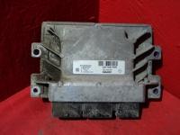 Блок управления двигателем Logan 2 Рено логан 2