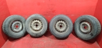Ваз комплект колес R13 PRESA SPIKE зима 4шт