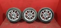 Ваз колеса 3 шт литые диски с резиной R15 WINRUM