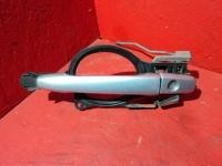 Ручка наружная передняя левая Lancer X  Лансер Х