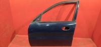 Шевроле ланос дверь передняя левая синяя дефект