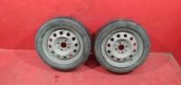 Ваз комплект 2шт колес r14 лето
